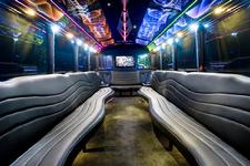 26 Passenger Luxury  Limo Coach, Party bus