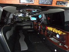 "140"" Excursion SUV Limo."