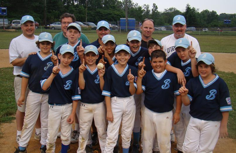 Congratulations to Dave's Limousine Brandywine Little League 2010 CHAMPIONS!